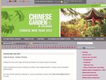 Darling Harbour (NSW) Chinese Garden - FREE Entry Opening Weekend - Sat/Sun 21/22 Jan 2012
