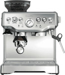 [New Latitude Pay Customers] Breville Barista Express $606.10 + $100 Store Credit ($0 C&C Only) @ The Good Guys
