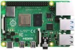 Raspberry Pi 4 4GB RAM US$62.99 (~A$82.75) Delivered @ Arrow