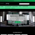 10% off Storewide: 12 Pocket Binders $37.76 @ Palms off Gaming
