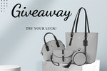 Win a Lady Tote Bag Worth $30 from MATEIN