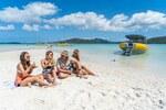 Win 2x Scenic Flight & Ocean Rafting (Worth $775) in Whitsundays
