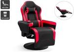 Ergolux Hotshot Recliner Gaming Chair Black/Red or Black/Blue 2 For $388 Delivered @ Kogan