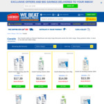 20% off Cerave: Hydrating Cleanser 236ml  $10.39, Cream To Foam Cleanser 236ml $15.99 + Post ($0 C&C/ $50+) @ Chemist Warehouse