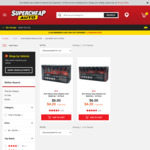 [Club Plus] SCA Heavy Duty Alkaline AA or AAA Batteries - 24 Pack $4.20 C&C /+ Delivery @ Supercheap Auto