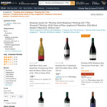 40% off Ponting & Backline Premium Red Wine from $12.5ea + Post ($0 with Prime/ $39 Spend) @ Amazon AU