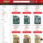 [Club Plus] Supercheap Club Specials - 40% off Castrol Oil, 40% off SCA & Toolpro Tool Kits, 40% off WD40 Products
