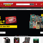 [Club Plus] $10 Credit to Spend in Store or Online @ Supercheap Auto