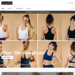 50% off Storewide: Women's Sportswear Sports Bra from $24.50 (Was $49) + Delivery ($0 with $50 Spend) @ EvaFiit