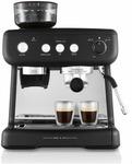 Sunbeam Barista Max Espresso Coffee Machine EM5300 Black $397, Silver $429 Delivered @ Appliances Online