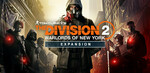 [PC] The Division 2 - Warlords of New York (Expansion) $8.50 @ Gamesplanet US