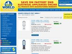 Dyson Hot + Cool Fan Heater $475 NEW (Pickup in SYD Stores or + DEL) - 2nds World