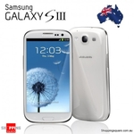 Samsung Galaxy S III White 32GB $558.95 + Shipping ($38.95 to Sydney) at ShoppingSquare