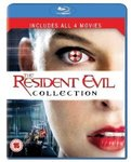 Resident Evil Collection on Blu-Ray @ $17.64 Delivered (Amazon UK)