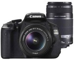 Canon 600D Twin IS Lens Kit $697 or same kit with 650D $799 + Free Delivery @ Binglee