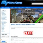 30% off Milsims Games (Board Games etc)