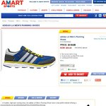 Adidas LA Mens's Running Shoe - $50 (Free Delivery) - Was $119 - Amart All Sports