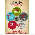Salsas daily deals from 11/11/13 to 22/11/13 [NSW, QLD, NT and SA]