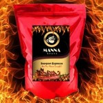 SCORPION ESPRESSO Chilli Coffee Blend Fresh Roasted Buy 1 Get 1 FREE $19.95 + $6.95 Shipping @ Manna Beans