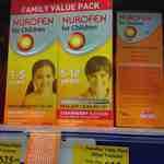 26% off Children's Nurofen Value Pack 1-5/5-12 Years 2x200ml $25.99 @ Chemist Warehouse In-Store