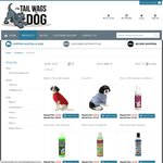 40% off Winter Dog Apparel & 20% off Dog Shampoo @ Tail Wags The Dog