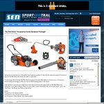 Win a Husqvarna Home Gardener Package Worth $967 from SEN