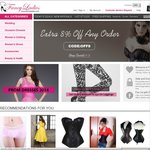 FancyLadies 8% OFF SiteWide, EXP: September 29-October 15