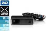 WD TV Live Media Player $76.85 Delivered, Gillette Mach 3 Razor 8pk $9.50 Delivered + More @COTD