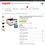 BudgetPC Intel NUC System, Intel Celeron CPU, 4GB RAM, 500GB HDD, Wi-Fi, ONLY $289 + Shipping
