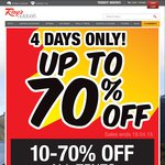 Rays Outdoors - Upto 70% off Clearance Sale