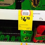 V Energy Drink 4x250ml for $4.70 in Coles Caulfield VIC