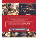 Bonus Breakfast (Save $10) with Coffee ($3.80) @ Firechief [Hawthorn East VIC] + More Deals Nearby