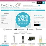 Facial Co 10% off Your Order