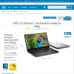 Dell XPS 13 (8GB, 256 SSD, 6th Gen Intel Core i7) Ultrabook - $2199 (Save $300) @ Dell
