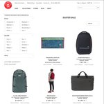 Crumpler up to 30% off Selected Items + 15% on Top of That Eg 78cm Luggage $253, 68cm $230