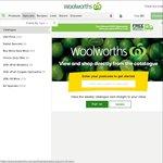 Woolworths 30/3: Zico Coconut Water 1L $3, Pepsi 24pk $9.89, Tomato Sauce 2L $3, Cinnamon Donuts 12pk $2