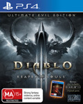 Diablo III - Ultimate Evil Edition PS4 - $29.98 @ EB Games