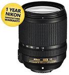 Nikon Nikkor AF-S DX 18-140MM F/3.5-5.6 Zoom Camera Lens (Refurbished) $287 at Ryda eBay Store