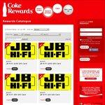 Coke Rewards Coles Myer & JB Hi-Fi Gift Cards $10/ $20/ $25/ $50/ $100/ $200 (200/400/500/1000/2000/4000 Tokens)