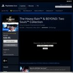 PS4 Heavy Rain & BEYOND Two Souls Collection $25.45 @ AU PSN Store (PS+ Required)