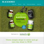 Win a TomTom Spark Music GPS Watch & Bluetooth Headphones (Worth $378.95) - 3 Per Day - Buy Blackmores @ Woolworths