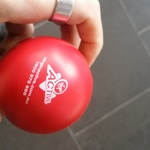 Virgin Active - Free Squeeze Ball @ Southern Cross Station (VIC)