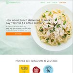 Free Lunch with Howabouteat Delivery for Sydney Businesses New Coupon
