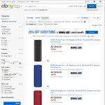 Logitech Ultimate Ears (UE) Megaboom - Bluetooth NFC Speaker from Bing Lee on eBay - $199.20 C&C
