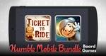 Humble Mobile Bundle Board Games (Android) - USD $1 Tier 1 (Carcassonne), $3 Tier 2 (Catan), $5 Tier 3 (Ticket to Ride)