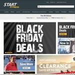 Black Friday -  Extra 10% off Site Wide @ Startfitness.co.uk