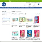 Huggies Jumbo Packs of Various Sizes for $25 (Was $33) at BIG W