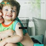 Baby Products Spend $50 Get Free Shipping @ Peekaboo