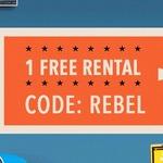1 Free Rental @ VideoEzy Kiosks Exp 14/04/17