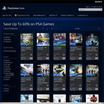 Up to 60% off Games on PS4 - Destiny: The Collection, COD  IW, Rocket League & More